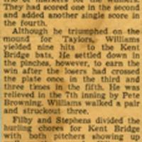 Taylors Edge Kent Bridge