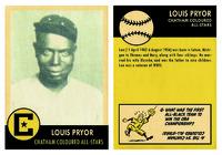 Louis Pryor