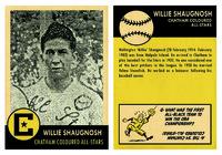 Willie Shaugnosh