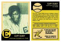 Clifford Olbey