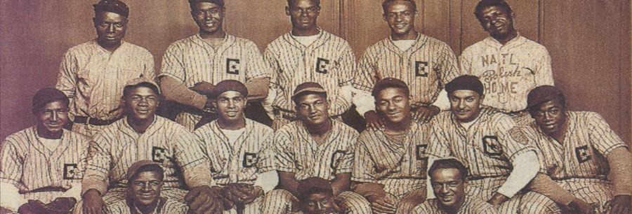 1934 Chatham Coloured All-Stars Team Photo