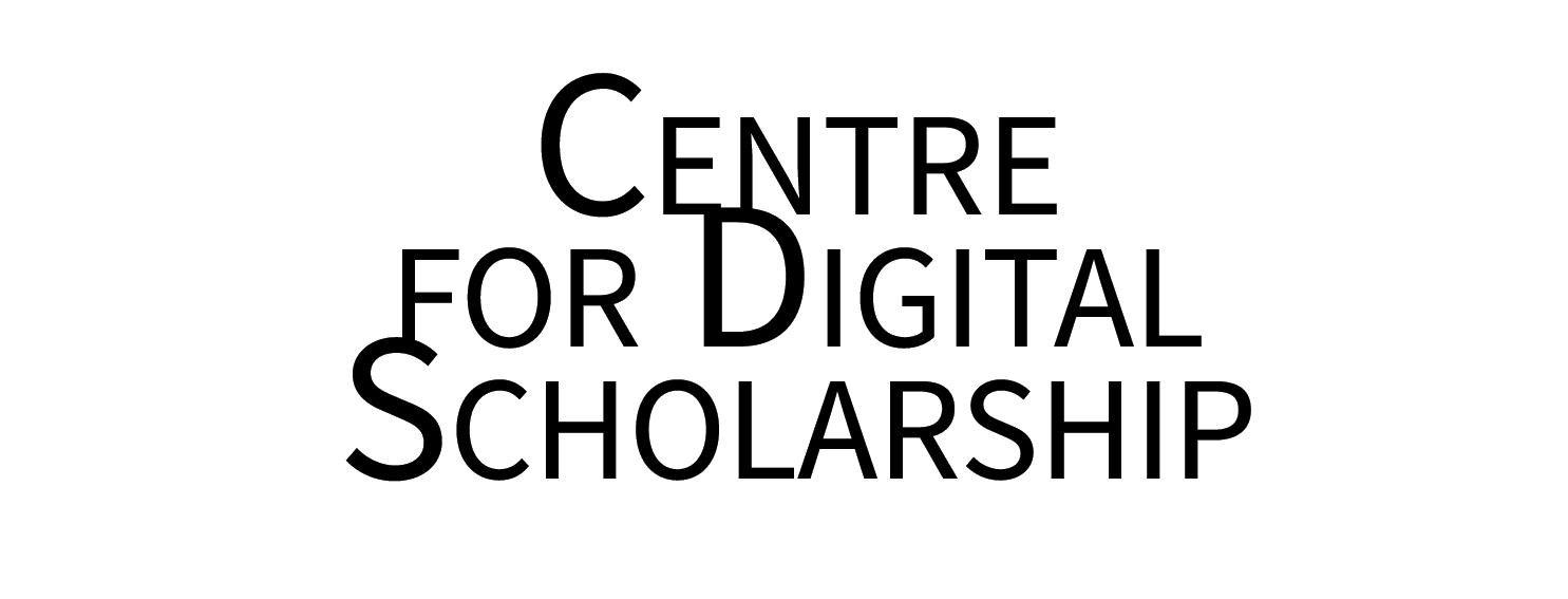 Centre for Digital Scholarship logo