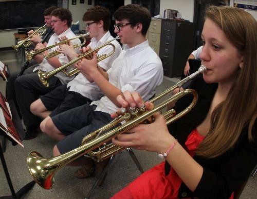 Assumption High School - Jazz