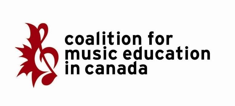 Coalition for Music Ed. logo