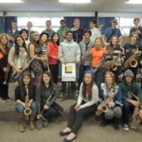 Vincent Massey Music Class
