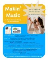 Makin' Music Flyer