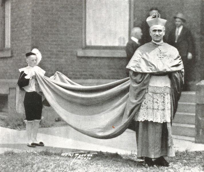 Bishop Micahel Francis Fallon