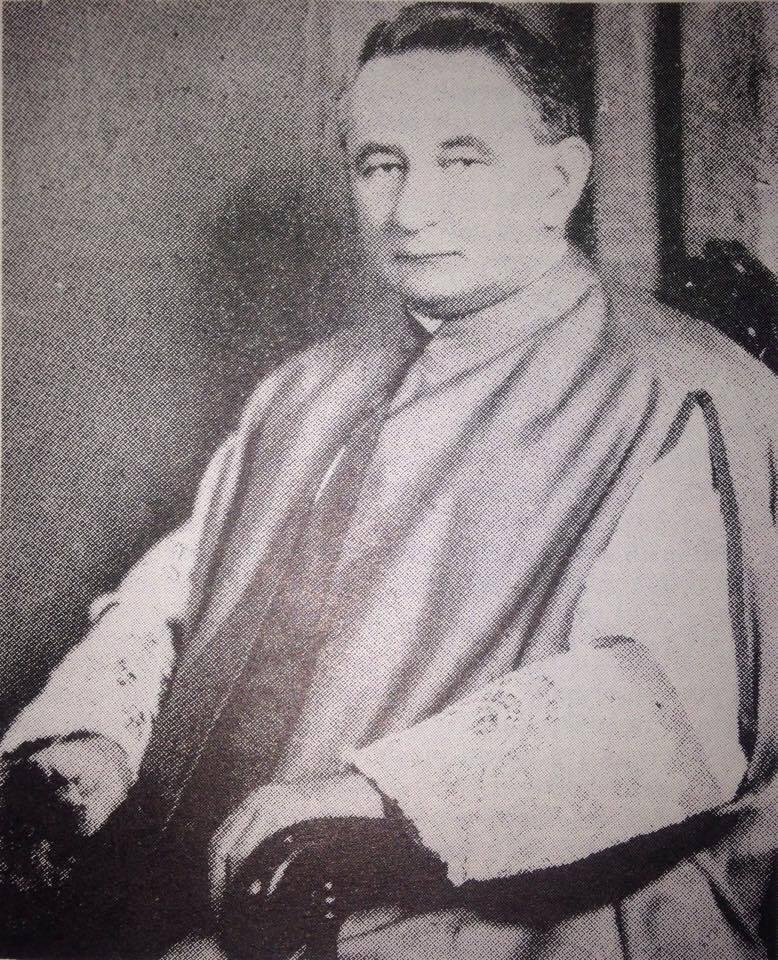 Father Francois Xavier Laurendeau