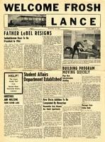 The Lance, September