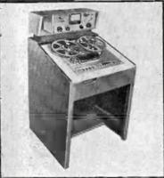 Professional Tape Recorder