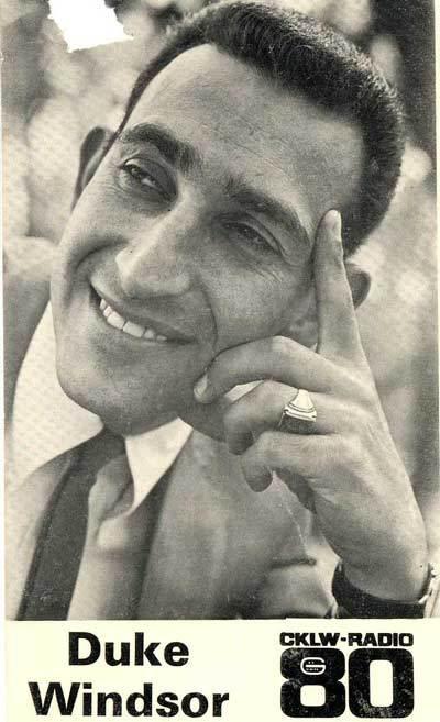 Larry Morrow, or Duke Windsor